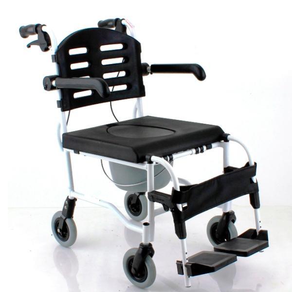 chaise de transport et de bain avec largeur ajustable 20 pscc medical. Black Bedroom Furniture Sets. Home Design Ideas