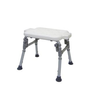 Foldable shower stools