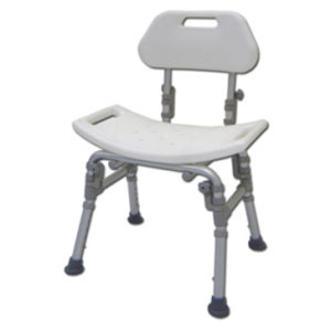 Foldable shower chairs