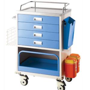 Chariots médicaux en métal
