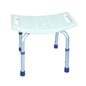 Non-foldable shower stools