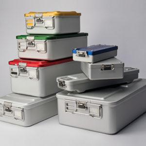 Container en aluminium