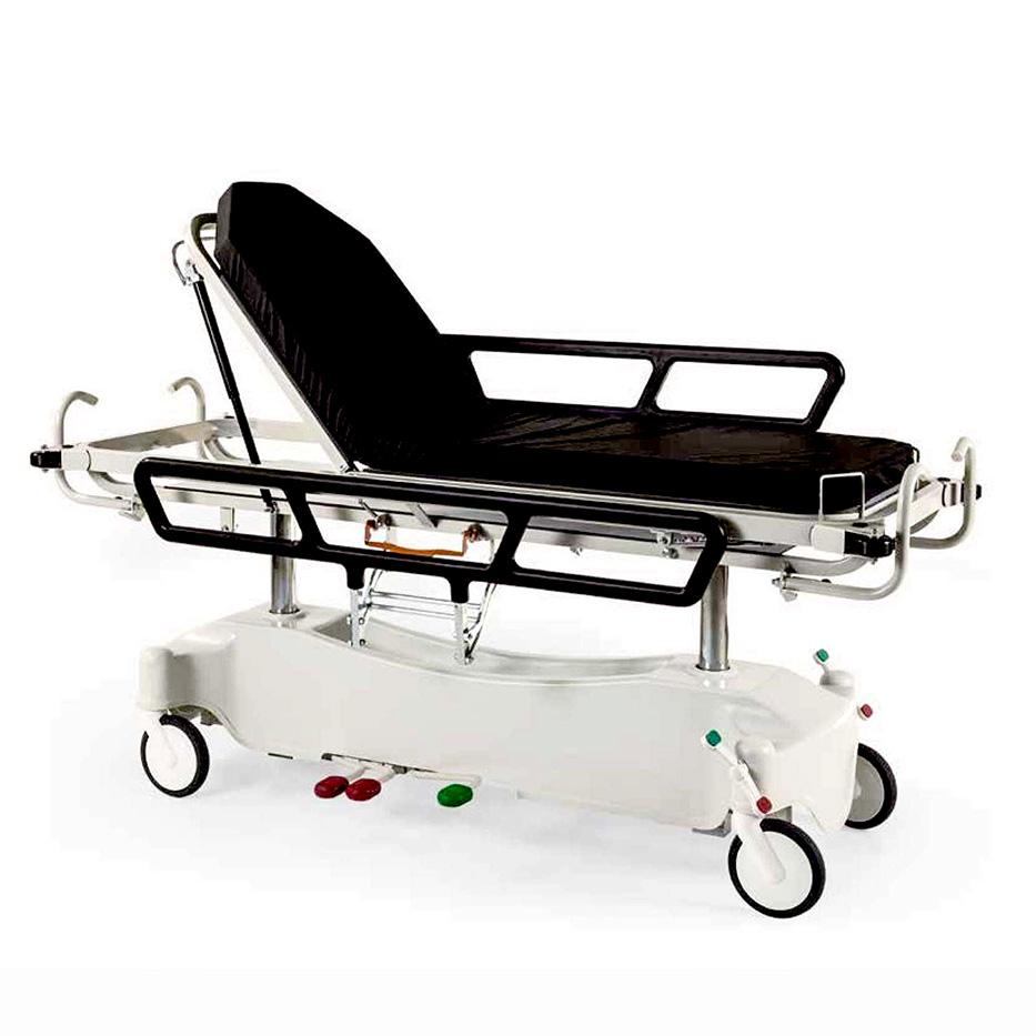 Civières d'urgence patient
